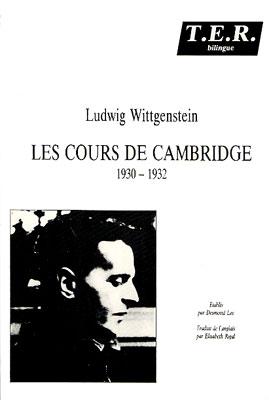 """Résultat de recherche d'images pour """"cambridge cours wittgenstein 1930"""""""